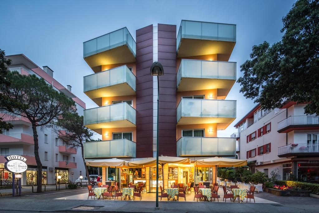 hotel daniele lignano